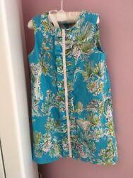 Lilly Pulitzer girls 5 Jungle Glam Toile shift