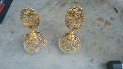 2 French Antique Perfume Bottles