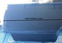 Fits Datsun Nissan P/u 720 Ute 1979 83 Part Of Long Bed Right Side Panel Lhd