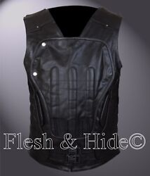 Punisher War Zone Frank Castle Ray Stevenson Tactical Vest With Shield