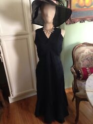 Dress Designer one only made for that special Lady too Fit Runway Dress a Must. $95.00