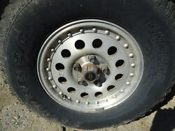 4x4 Wheels 15 In And Caps Chevy S10 Blazer 84 85 86 87 88 89 90 91 92 93 94