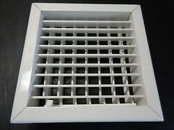 Dometic Sealand 217500337 A/c 8 X 8 Co- Boat Air Conditioner Louvered Vent White