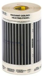 Ceiling Radiant Heating Electric Flexible Film Heating Full Roll