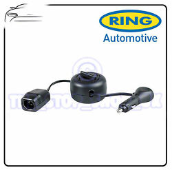Anello Car Cigarette Lighter Portable Power 12v 3m Extension Lead Camping Rms8