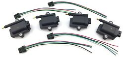 4 Performance Ignition Coil Packs Universal Smart Coils For Turbo Supercharged