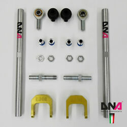 Dna Racing Camber Adjustment Tie Rod Kit For Bmw 3 Series E36 Models - Pc0446