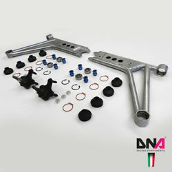 Dna Racing Front Suspension Arms Kit For Vw Beetle 2011+ Models - Pn Pc0449