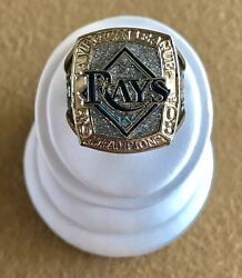 2008 Tampa Bay Rays American League Champions Ring