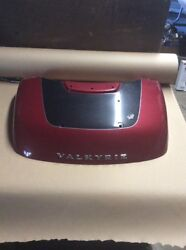 98 And Up Honda Gl1500 Valkyrie Interstate Trunk Lid 81525-mby-000