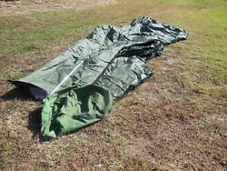 Military Surplus Drash Tent Door Boot S Series Shelter To Vehicle Connection Us