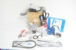 Lexus Gs300/is300 Water Pump Drive/timing Belt/thermostat/hoses/valve Cover Kit