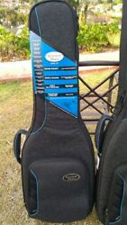 Reunion Blues Rbce1 Rbc Continental Voyager Electric Guitar Gig Bag Brand New