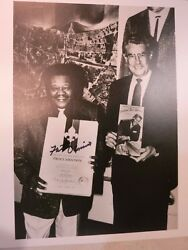Fats Domino Signed Photo Autographed In Person Coa Album Lp 4 Hall Of Fame