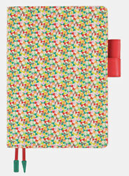 Hobonichi Techo 2018 A5 Cousin Planner Diary Notebook Liberty Fabrics Fluttering