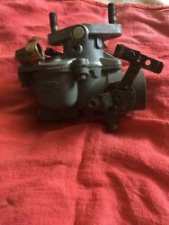 Farmall Super C 404 Carb Great For Pulling Tractor