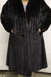 Marshall Fieldand039s Private Fur Collection Mink Coat Mint 200000 New B24