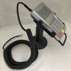 Verifone Vx805 Pinpad With Spill Cover Vx520 Connection Cable And Metal Stand