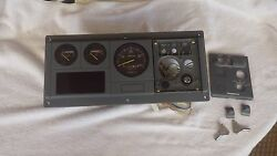 Yanmar 6ly-ste Instrument Panel Type C 12765-91163 Not Complete