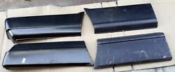 Mitsubishi L200 P/u Ute Model 1987 96 Bed Lower Rear And Front Panels Pair Lh Rh