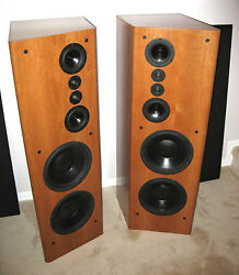 High-End Home Theater Stereo Front Main Loudspeakers Speakers BUILT-TO-ORDER NEW