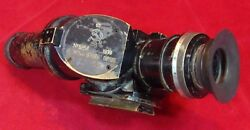 Rare Scope For Soviet/red Army1939 76 Mm Anti-aircraf Gun Limited Production