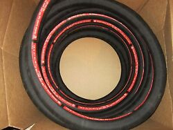 Marine Fuel Fill Hose 1-1/2 Id Mpi 350 Series Wire Reinforced By The Foot