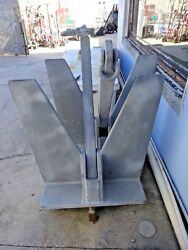 Ac 14 Type 428 Lbs Ships Anchor Steel New Mooring Anchor Similar To Danforth