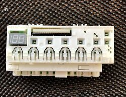 Bosch Dishwasher Motor Control New Part00647476 Old Part647476