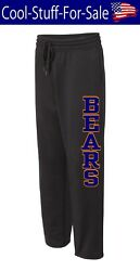 Chicago Bears Football Unisex Performance Sweatpants with Pockets