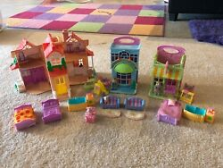 Hideaway Hollow Gloria Giggles Candice Bella Squeak Cottage Toy Store Candy Shop