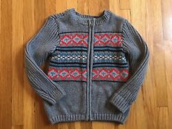 Boys Tea Collection 3t Sweater / Gray