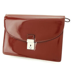 Auth GUCCI Clutch Bag Women''s Men''s used T2805