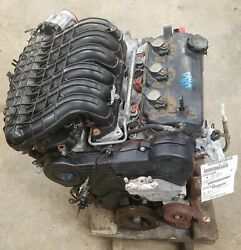 2011 Mitsubishi Endeavor 3.8 Engine Motor Assembly 101842 Miles No Core Charge