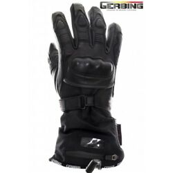 Gerbing XR-12 Hybrid Heated Motorcycle Gloves L
