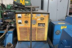 400 Amp Linde Mig Welder Model Vi-400 Amps With Wire Feed And Cart