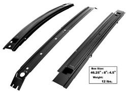 1971-73 Ford Mustang Fastback Roof Braces Kit - 3 Pieces New