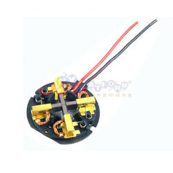 Carbon Brush Card Assy For Milwaukee Drill 2602-20 2601-20 22-22-1630 C18id Mw1