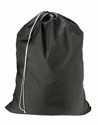 Durable Nylon Laundry Bag Great for College or Laundromat. Assorted Colors