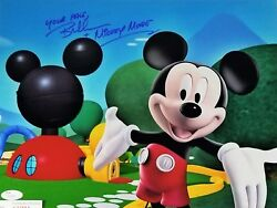 Bret Iwan Signed 11x14 Photo Autograph Jsa Coa 664 Mickey Mouse Clubhouse