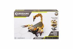 Kamigami Robots Assemble Your Own Robot