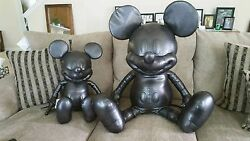 Coach Disney X Mickey Mouse Limited Edition  Doll LARGE NEW AWESOME