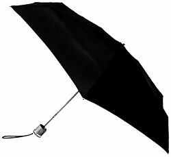 Totes Micro Umbrella Black One Size