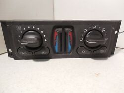 2004 CHEVROLET IMPALA  AC AC HEATER CLIMATE CONTROL   1704036