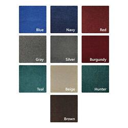 Boat Marine Grade Carpet Bass Pontoon Cut Pile- 20 Oz 6and039 X 24and039 Choose Color New