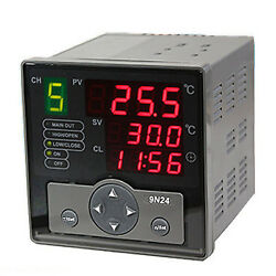 Conotec NF-9N24 Digital Control Pannel Meter for control of vinyl green house