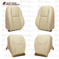 2007 2008 2009 2010 2011 12 2013 Chevy Silverado Tahoe Upholstery Seat Cover Tan