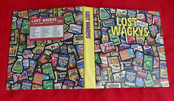2005 Topps Lost Wacky Packages 1st Series Official Binder Brand New
