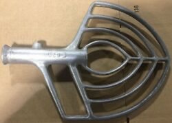Blakeslee Univex Hobart Vollrath Mixer Beater Paddle Attachment 529 3