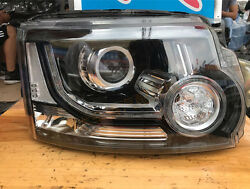 2013 Land Rover Discovery SUV Lr4 Right Hand Passenger Side Headlight W Bulb